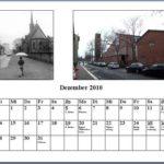Dezember Kalender 2010