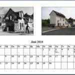 Juni Kalender 2010