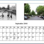 September Kalender 2010