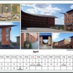 April Kalender 2011