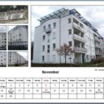 November Kalender 2011