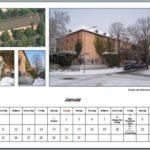 Januar Kalender 2011