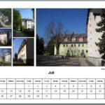 Juli Kalender 2011