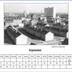 September Kalender 2012