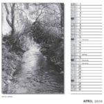 April Kalender 2014
