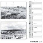 November Kalender 2017