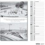 März Kalender 2017
