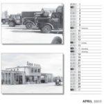 April Kalender 2017