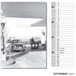 September Kalender 2017