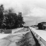 """Die """"neue"""" Straße, heute A66"""